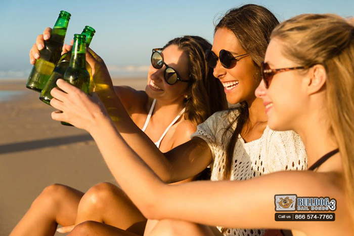 Spend Labor Day Weekend Drinking Alcohol on the Beach